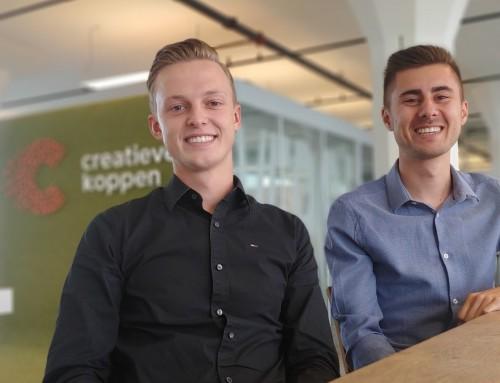 Nieuwe koppen: Jonathan van Horssen & Ruben Benne