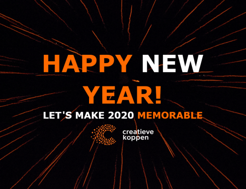 Let's make 2020 memorable!