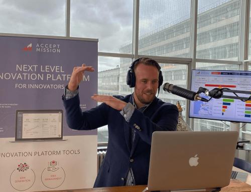 Vier innovatie engagement levels